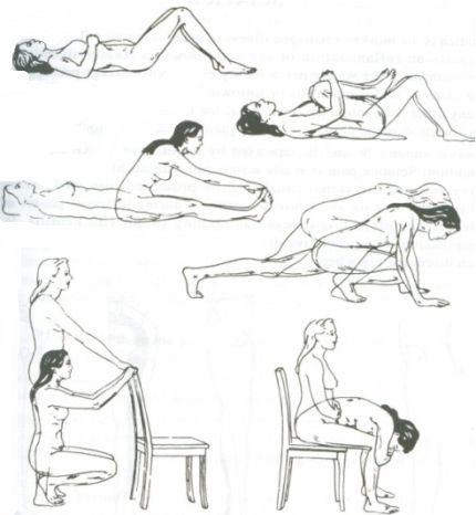 Dolor de espalda? En kinesioterapia estos ejercicios en hicieron sudar horas, pero lograron su meta, luego de mi operación quede como nueva, si sufres dolor lumbar intentarlo!!!