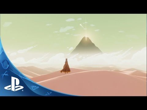 Journey Launch Trailer I Coming July 21 I PS4 Exclusive - YouTube