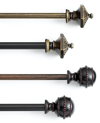 16 best Finials images on Pinterest  Curtain rods