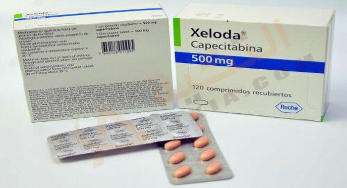 دواء زيلودا Xeloda أقراص لعلاج سرطان الثدي وله الكثير من الاستخدامات الأخرى التي ت ساعد في علاج بعض الأضرار الأخرى التي يتعرض لها بعض الأشخاص ويكون به بع Event