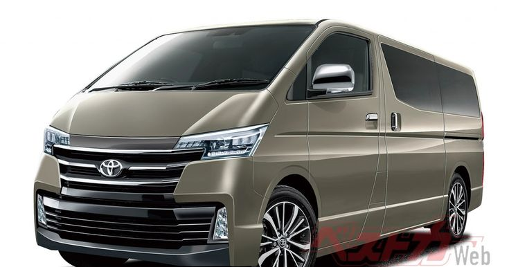 Gambar Mobil Hiace Lama Gambar Intipan Adakah Ini Toyota Hiace Generasi Baharu Careta Download Grand Starex Executive Hyundai Mobil Mpv Mobil Bekas Mobil