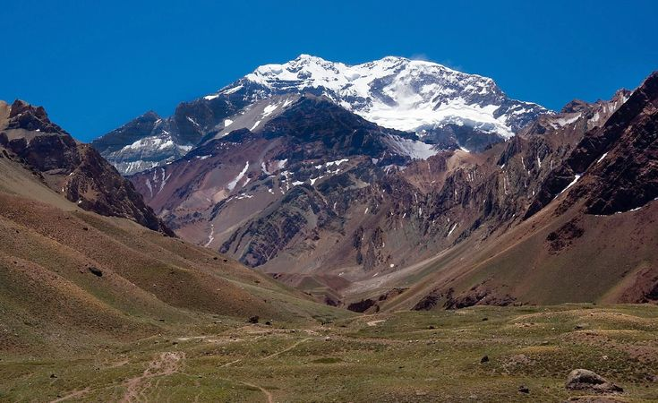 mendoza, argentina -- aconcagua: Luxury Travel