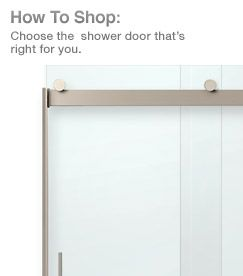 kohler levity sliding shower doors shower doors showering bathroom - Kohler Shower Doors
