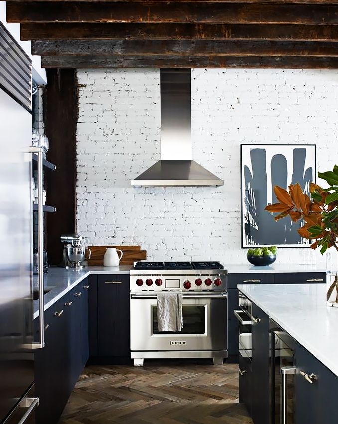 Tour a Chic New York Loft With a Hint of Edge   DomaineHome.com
