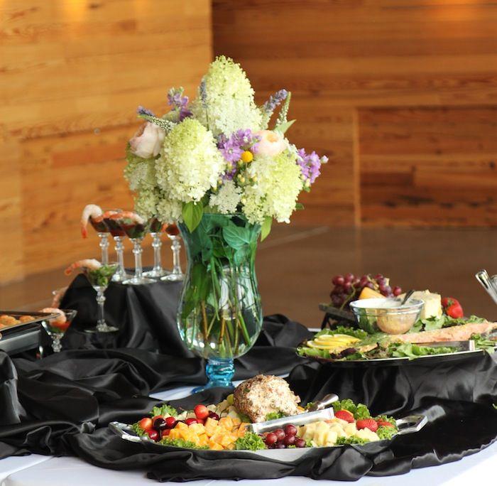 Wedding Reception Buffet Style: 93 Best Wedding Food Ideas Images On Pinterest