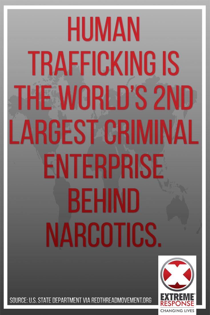 Global response trafficking sex to