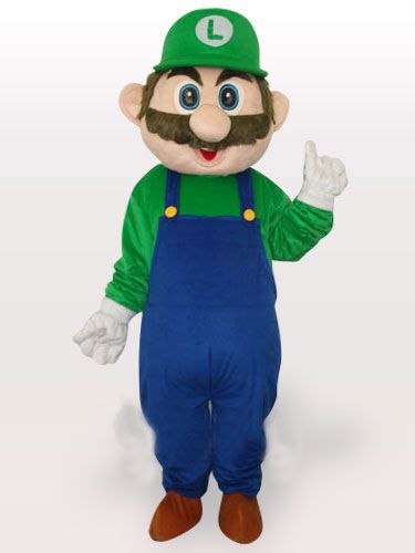 Super Mario Bros Adult Mascot Costume #Everyone Can Cosplay! Cosplay costumes #Anime Cosplay Accessories #Cosplay Wigs #Anime Cosplay masks #Anime Cosplay makeup #Sexy costumes #Cosplay Costumes for Sale #Cosplay Costume Stores #Naruto Cosplay Costume #Final Fantasy Cosplay #buy cosplay #video game costumes #naruto costumes #halloween costumes #bleach costumes #anime