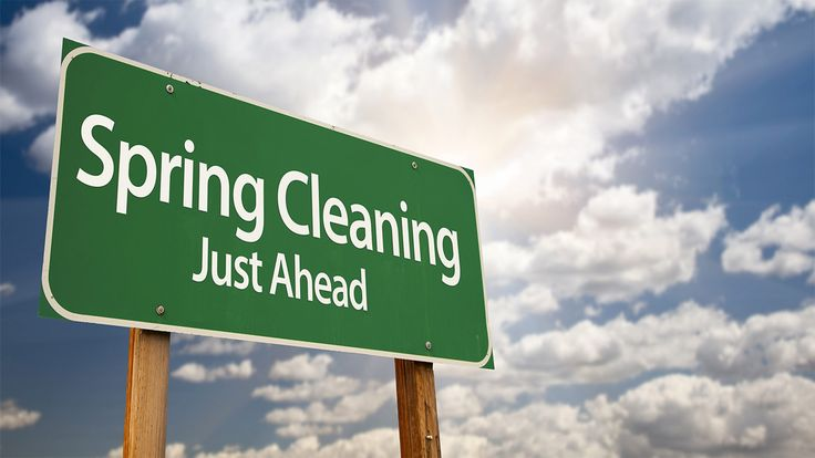 Spring cleaning - an activity of which the wellness of our life depends. We all have moments when we neglect the cleaning itself, both in our