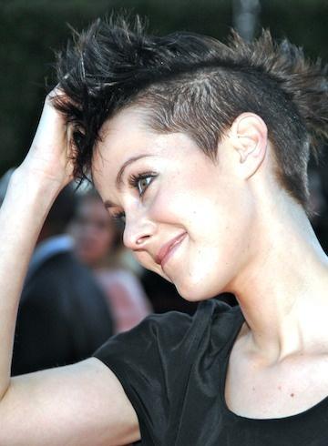 Folks, meet Jena Malone AKA Johanna Mason.     She had better nail the role.