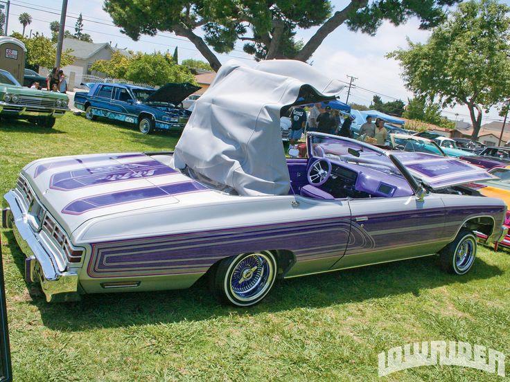 Klique Orange County Car Show Lowrider Magazine in 2020