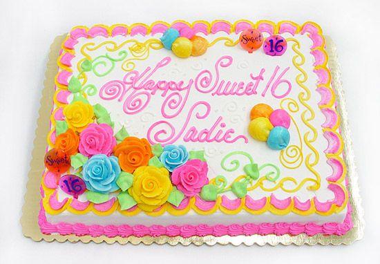 Baby Shower Cakes Canton Ohio