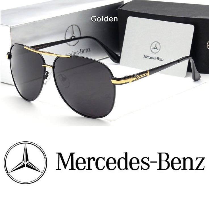 Mercedes-Benz  743 sunglasses  for men Comes the with logo and  Packages  #mercedesbenz