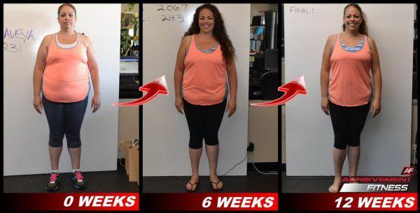 6 Week Weight Loss Transformation Salegoods Pinterest
