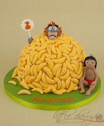 Jungle Book Cake   King Louie