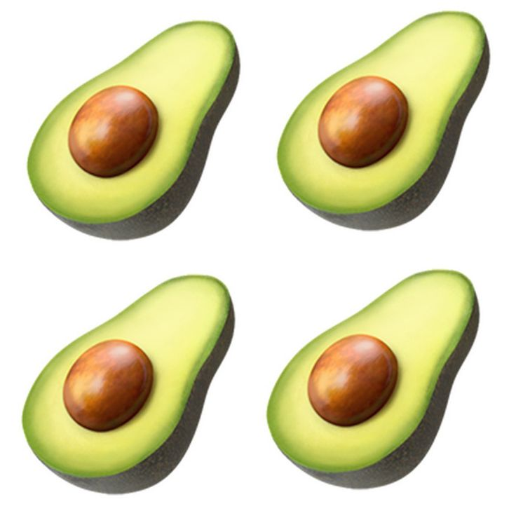 7 Texts That Are Better with an Avocado Emoji — On Trend