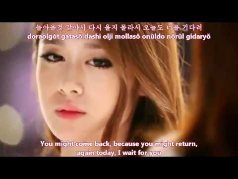 [MV HD] T-Ara with Davichi - We were in love [english subs+romanization+hangul]