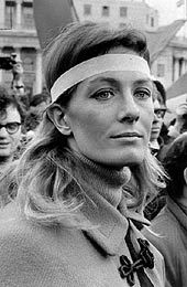 Vanessa. Vanessa Redgrave in 1968