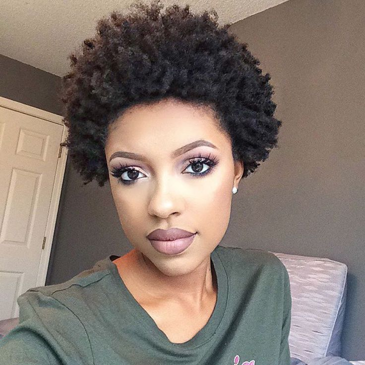 Pixied Fro   It's easy to find yourself in a rut when it comes to styling your natural hair.