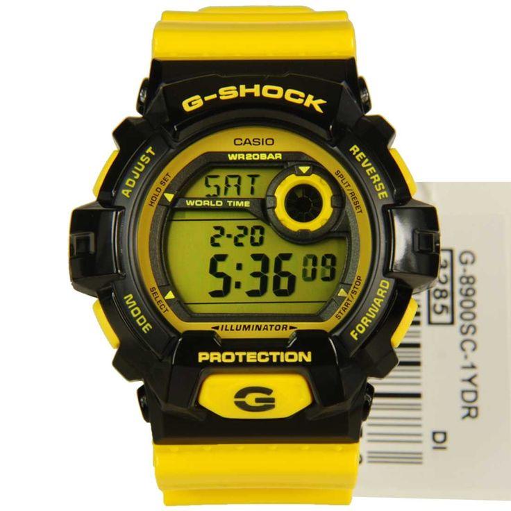 Casio G-shock Crazy Colors Sports Watch G-8900SC-1YDR G-8900SC-1, online offer, online sale