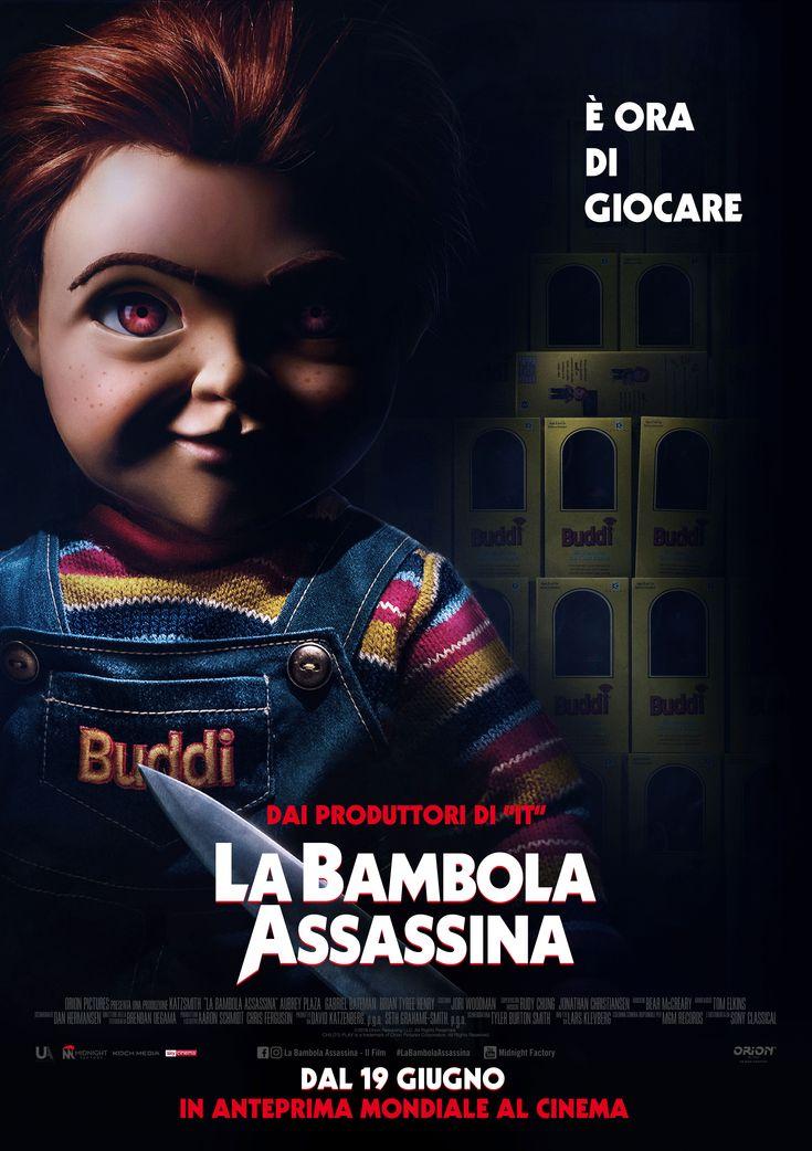 Il Poster Ufficiale De La Bambola Assassina Al Cinema Dal 19 Giugno Labambolaassassina C Peliculas Completas Gratis Peliculas Completas Ver Peliculas
