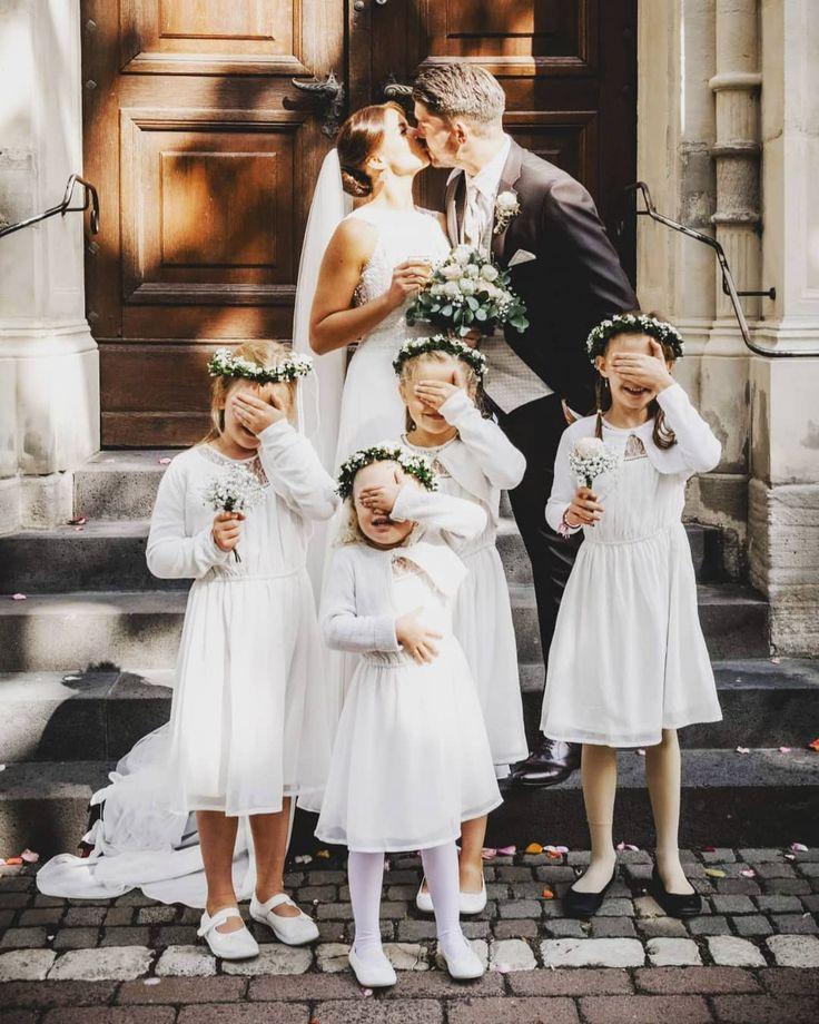 Blumenkinder auf der Hochzeit: Tipps und Ideen