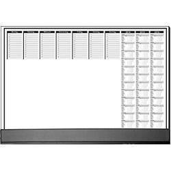 Kaufen   Schreibunterlage mit Schutzklappe 595x410 mm, 80 g, Inh.50 BL, schwarz