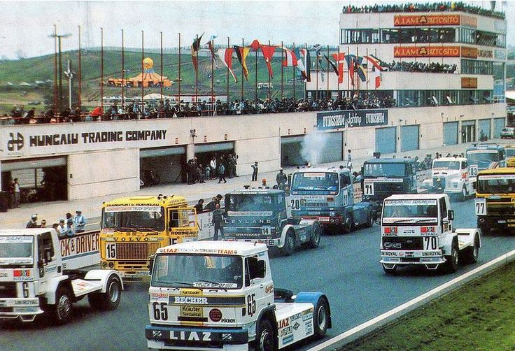 Hungaroring Truck Race