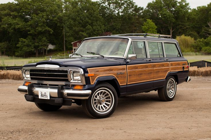 Jeep Grand Wagoneer >> Restored 1991 Jeep Grand Wagoneer | Wood That I Could | Pinterest | Jeeps, Dodge charger and ...