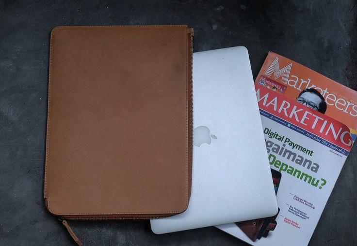 "Macbook 13 "" leather case"