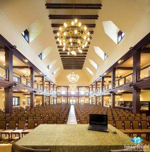 Duża sala na konferencje w Krakowie