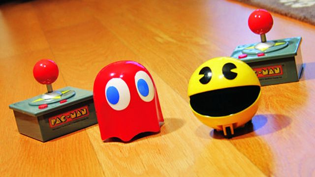Real-Life Pac-Man Racers: Waka Waka Not Included