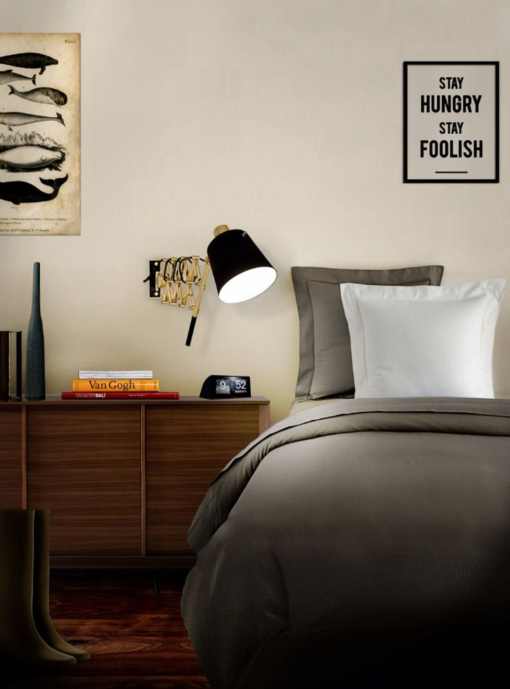 pastorius wall sconce by delightfull revives the design aesthetics with a dual character the result is a and highly functional piece with an