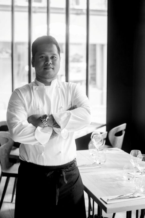 Pirouette – Paris 1 : le Chef Tomy Gousset Révélation de l'année 2012 des Gastronomades