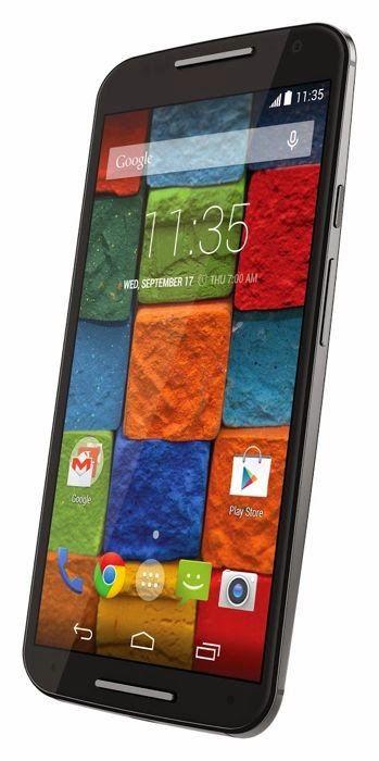 New Motorola Moto X Gets Official
