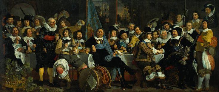 Helst,_Peace_of_Münster. Guerre de Trente Ans : une suite de conflits religieux puis politiques qui ont déchiré l'Europe centrale (Saint Empire, Allemagne et Autriche) de 1618 à 1648. Elle se termina par la signature des traités de Westphalie (1648). Plusieurs conflits y sont sous-jacents