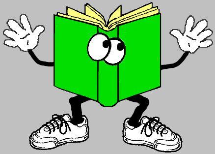Części książki i inne materiały