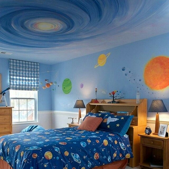 18 besten kinderzimmer planeten bilder auf pinterest for Kinderzimmer weltall