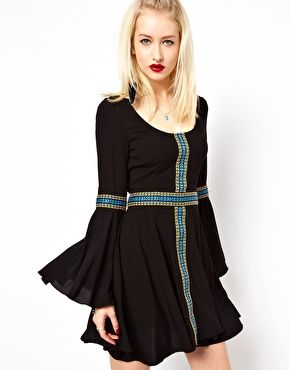 Freak Of Nature Bandit Queen Dress