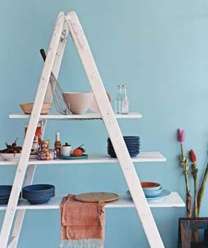 Oltre 25 fantastiche idee su vecchie scale di legno su - Scale in legno fai da te ...