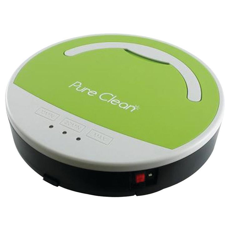 PYLE HOME PUCRC15 Pure Clean(R) Smart Robot Vacuum Cleaner