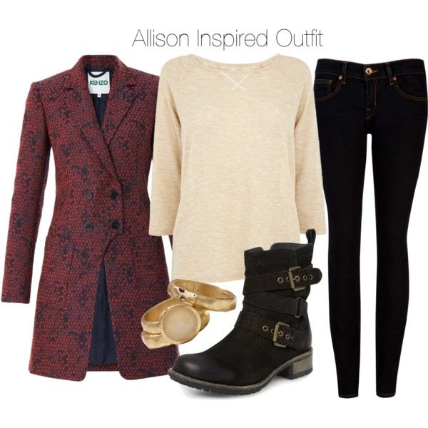 A fashion look from August 2013 featuring Oasis sweatshirts, Kenzo coats and Ted Baker jeans. Browse and shop related looks.