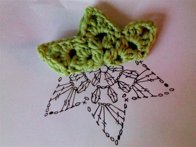 Olá!!!     O Natal já está logo alí! E ainda dá tempo de caprichar na decoração da sua casa. Lindas idéias de estrelas de crochet, para de...