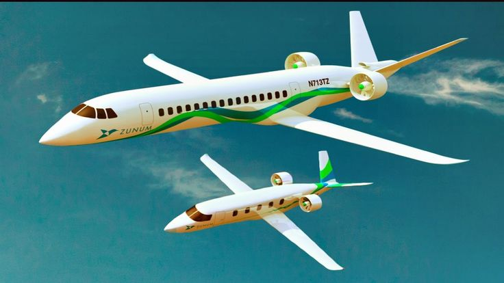 Boeing and JetBlue: electric jet start that could revolutionize air trav...  Boeing and JetBlue: electric jet start that could revolutionize air travel. Features and reviews.  JetBlue's investment in the three-year start-up was made through its venture capital fund based in Silicon Valley, led by Bonny Simi,  the Olympic rider who became the airline's executive pilot. The amount was not revealed...  #Zunum #JetBlue #RevolutionizeAirTransport #AbanTech #TechnologyVentures #HybridElectric