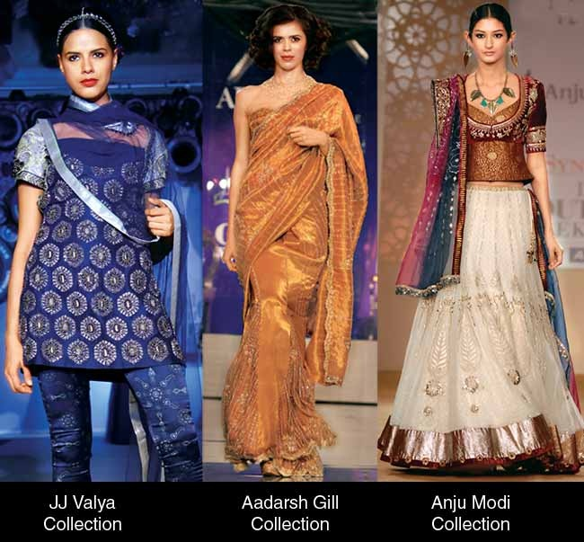 A look at renowned designers festive collections