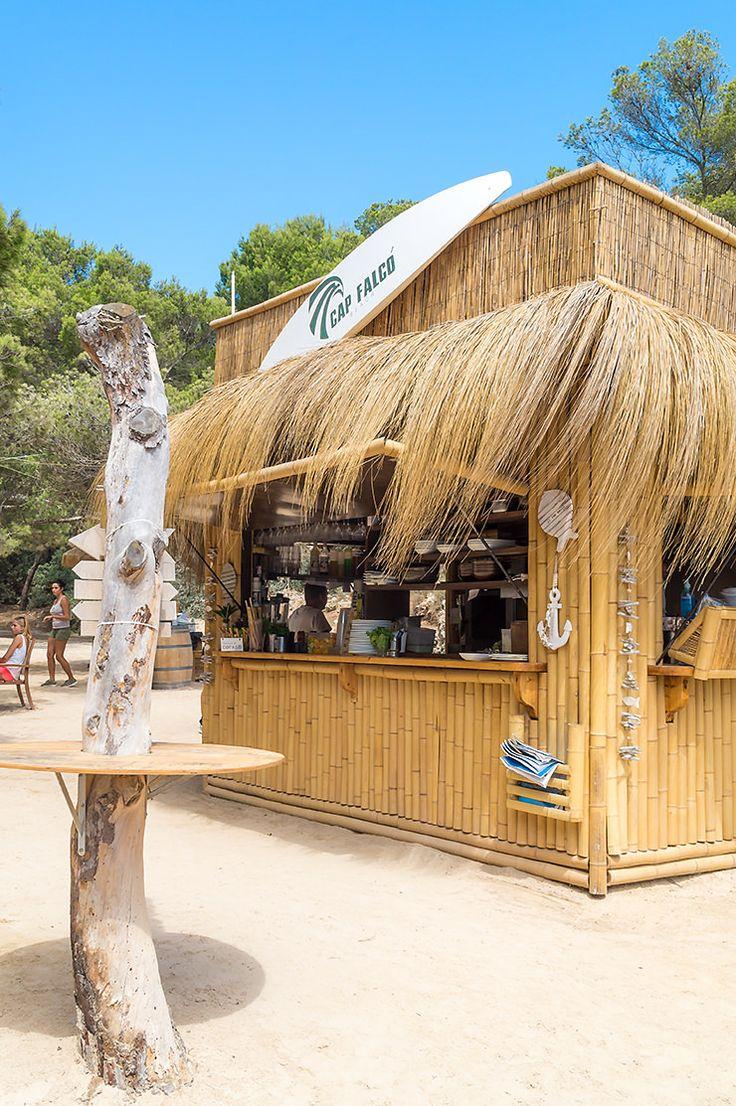 Mallorca Strandtipp – Cala Cap Falcó mit Strandbar Cap Falcó Beach