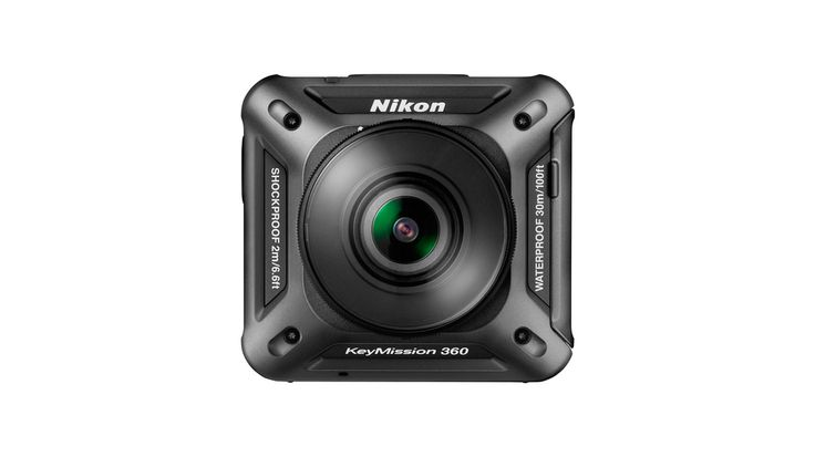 Nikon Enters the Action Camera Market with KeyMission 360 - http://DesireThis.com/3859 - Nikon announced its entry into the action camera market with the development of an exciting lineup of products that build on Nikon's legendary excellence in optical technology and imaging innovation. The first in the lineup will be the Nikon KeyMission 360 a rugged camera capable of recording true 360-degree video in 4K UHD allowing users to share new perspectives and explore imagery li