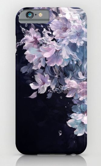 floral phone case by Demian