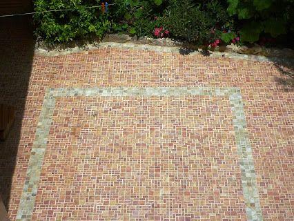 17 best images about terrasse en pierre naturelle on pinterest ...