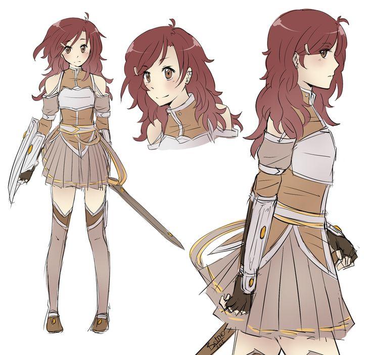 Anime Characters Katana : Best ideas about anime oc on pinterest guys