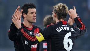 Michael Ballack | Simon Rolfes | Bayern Leverkusen |